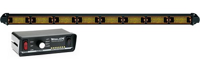 Whelen 8 Lamp LED Traffic Advisor™ Low Profile with Controller