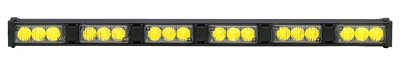 Whelen Dominator 6 Lamp Traffic Advisor, TIR3 Super-LED