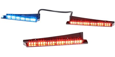 Whelen Inner Edge XLP Extra Low Profile Interior Lightbar